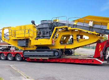 Crawler Mobile Cone Crusher